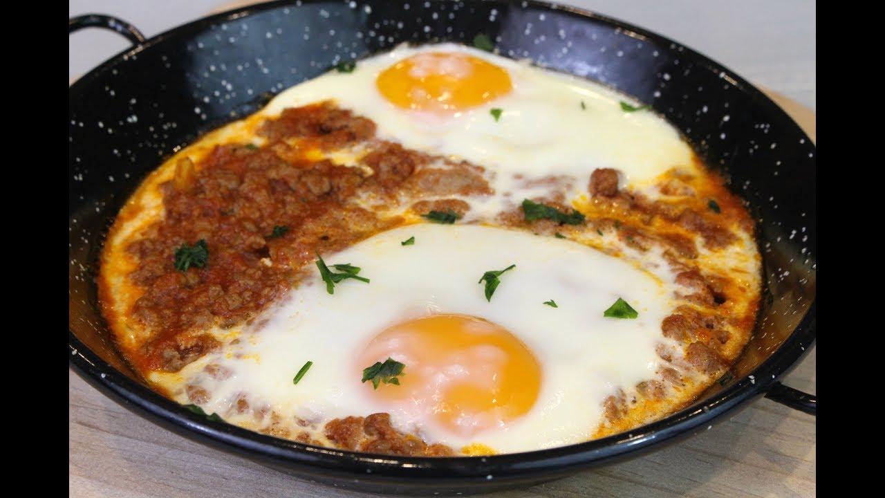 Recetas faciles con huevo para cenar