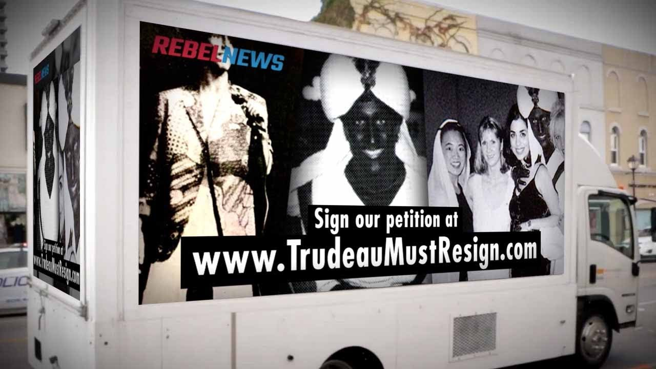 Trudeau Must Resign! Brampton REACTS to new billboard, Liberal office locks us out! | David Menzies