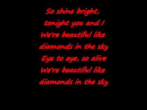 Diamonds - Rihanna - Lyrics.mp3