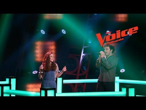 Keka VS Klea – Little talks   Betejat   The Voice of Albania 6