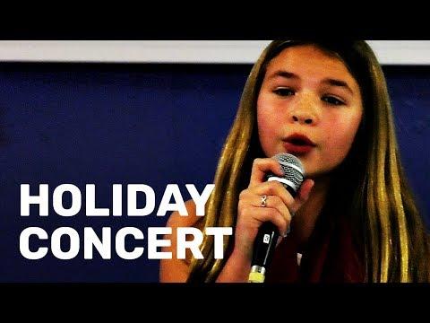 Holiday Concert / Fairfield Center School