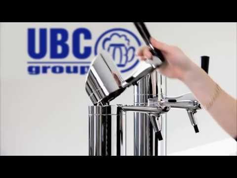 Flexi-Draft Beer Tower By UBC Group