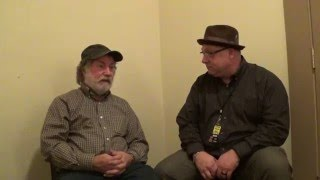 Wayne Henderson talks about making guitars in Rugby, VA and playing at Song of the Mountains