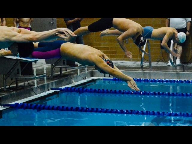 Swimming: Camas High School Boys Win 4A District Championship
