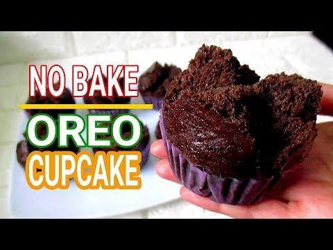 How to Make Oreo Cupcakes Recipe No Bake Dessert