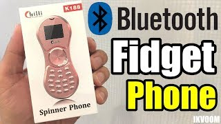 Fidget Spinner Phone Review And Fidget Spinner Phone Unboxing