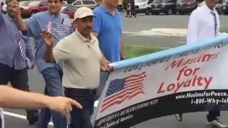 Ahmadiyya Muslim Community USA 4th July parade Independence day !