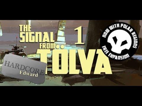 The Signal From Tolva | Polar Regions | Let's Play | Part 1