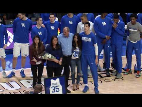 MBB: Senior Night Ceremony