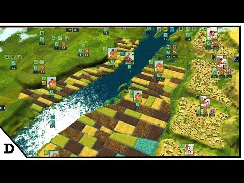 Egypt: Old Kingdom [Gameplay/Review] Part 1