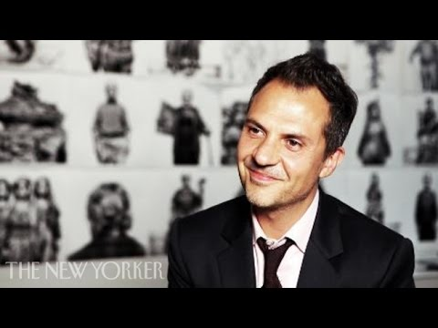 Photographer Platon gives us a tour of his studio - Profiles - The New Yorker