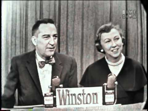 """Download Joe E. Brown and Jackie Robinson on """"I've Got a Secret"""" (January 9, 1957)  - Part 1 of 3"""