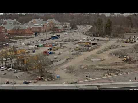 LIVE WebCam Stockholm city, Sweden
