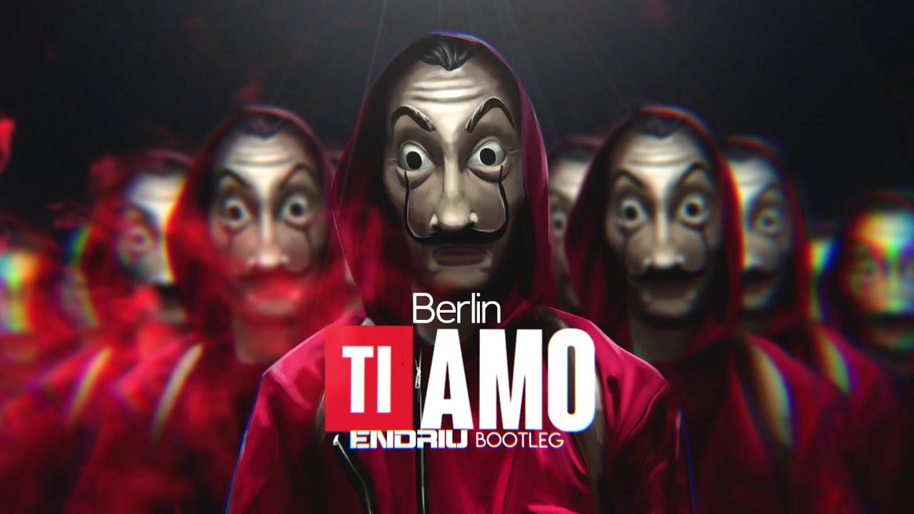 Berlin Ti Amo Endriu Bootleg Free Download 2020 Youtube