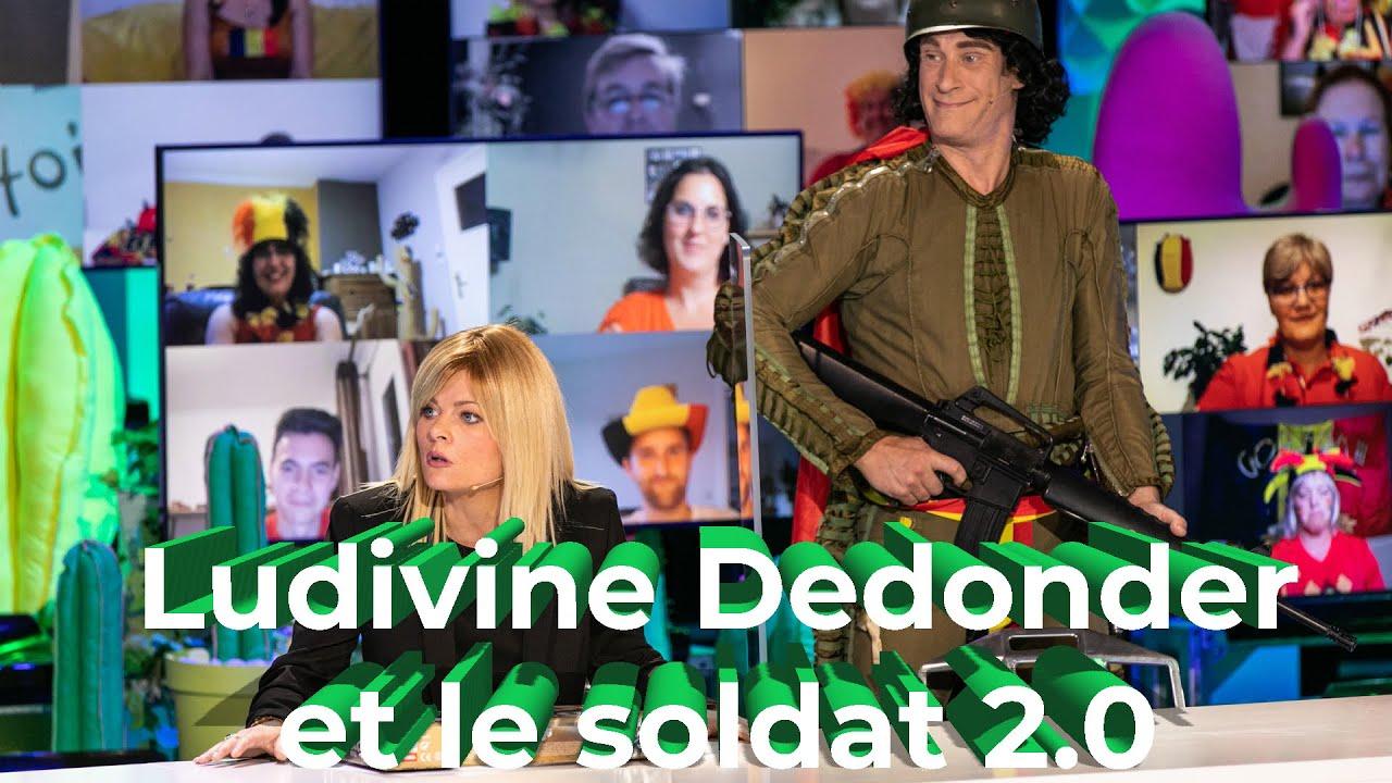 La ministre de la Défense et le soldat 2.0   Tamara Payne et Martin Charlier   Le Grand Cactus 106