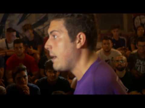 MNAK VS DJNESS - (BATALLON)- 4TOS - GENERAL RAP NACIONAL