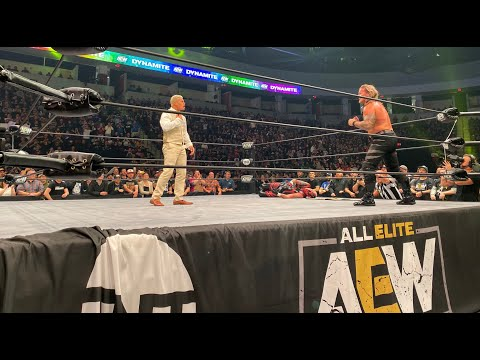 WINC Podcast (10/9): AEW Dynamite And NXT Review With Matt Morgan, WWE Presser, Edge, NWA Powerrr