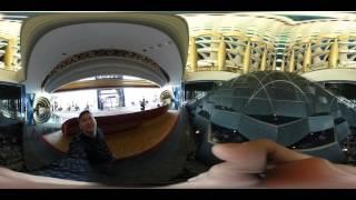 Burj Al Arab, lobby, 360
