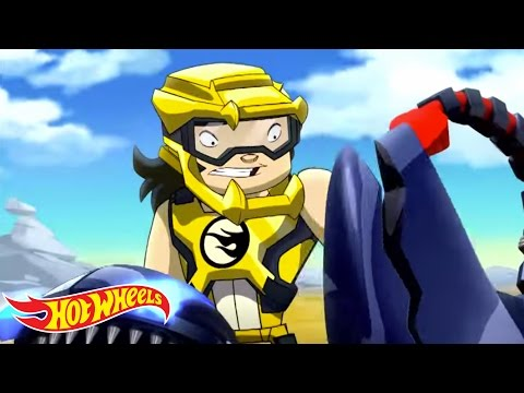 Wyatt Highlights | Team Hot Wheels: The Origin of Awesome | Hot Wheels Mp3