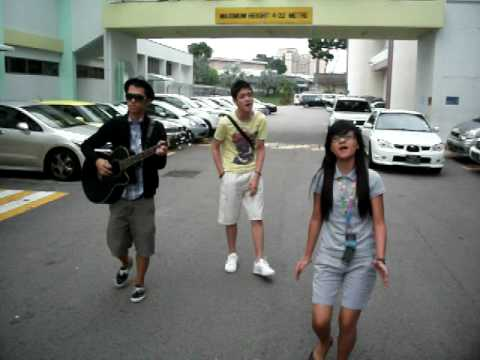 Singapore Idol - Faizal, Nurul & Sezairi [Belaian Jiwa] Mp3