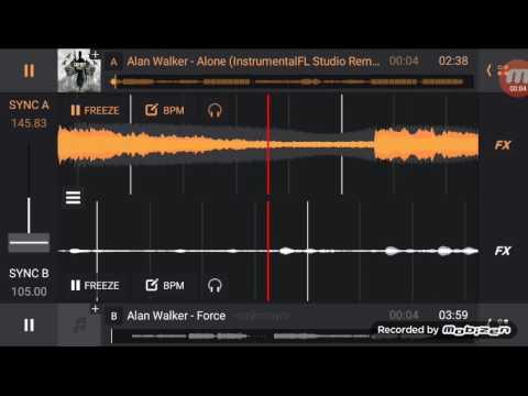 #2 DJ ALAN WALKER(ALONE X FORCE)