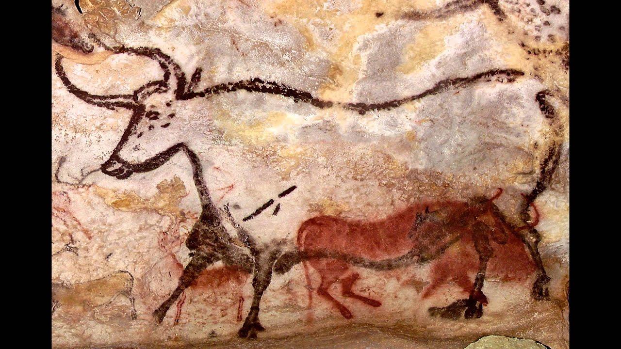 La grotte de Lascaux - YouTube