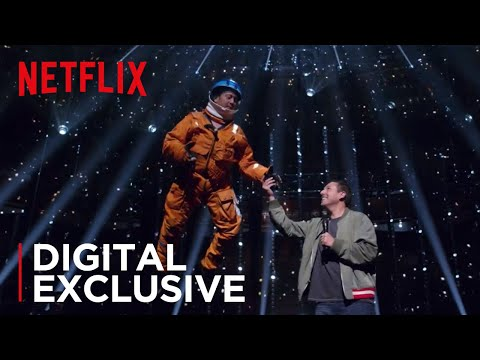 Adam Sandler: 100% Fresh | Station 69 Official Music Video [HD] | Netflix