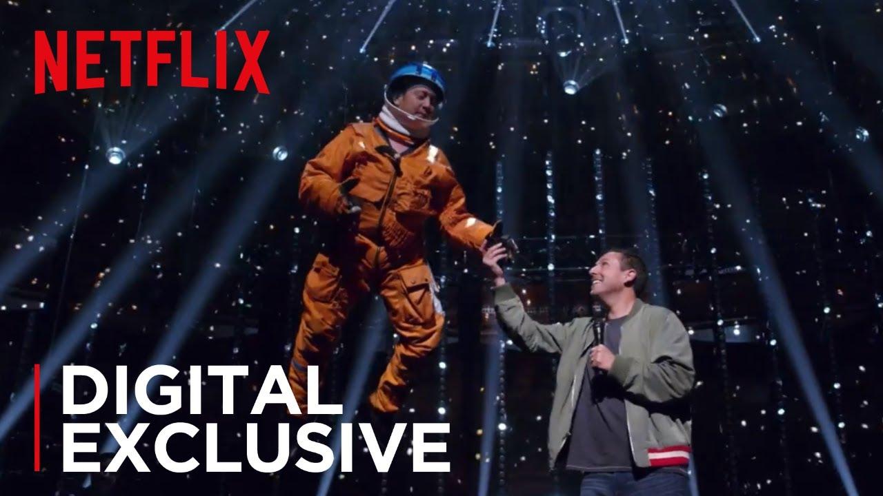Adam Sandler: 100% Fresh | Station 69 Official Music Video [HD] | Netflix