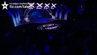 Malakai paul sing's alicia keys no one _britain's got talent