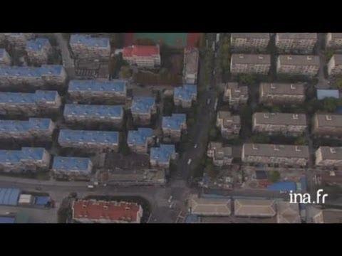 Chine, Shanghai : district de Pudong