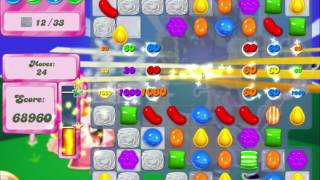 Candy Crush Saga Level 398 Gameplay
