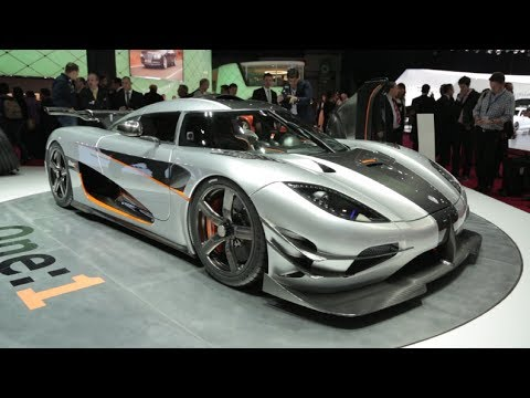 2015 koenigsegg agera one 1 2014 geneva motor show youtube. Black Bedroom Furniture Sets. Home Design Ideas