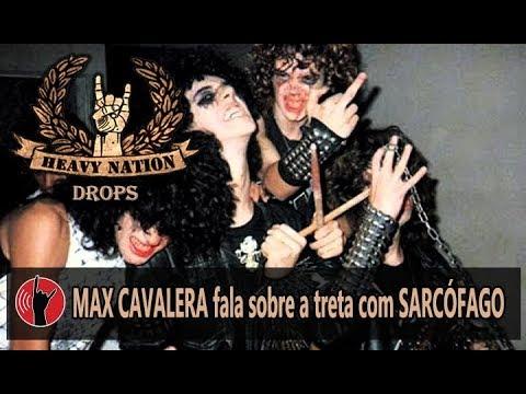 Max Cavalera fala sobre treta com Sarcófago