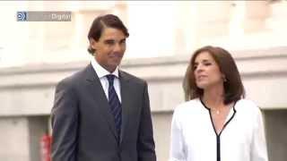 Rafa Nadal ya es Hijo Adoptivo de Madrid