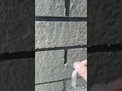 Belajar Cara Buat Dinding Motif Bata Dekorasi Dindingbata Dindingmotifbata Finishingdinding Youtube
