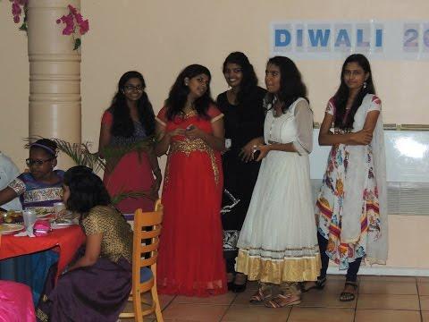Diwali Celebration St. Lucia, TV News Report
