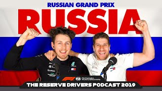 Plan 's' For 'stitch Up' | 2019 Russian Gp Race Review | F1 Podcast
