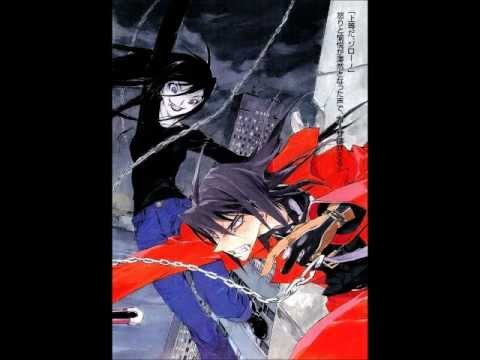 19. Black Blood Brothers OST - Shimei