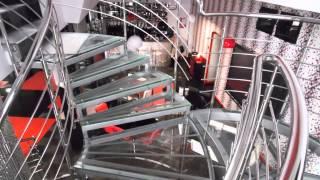 Винтовые лестницы и ограждения из нержавейки Белая Церковь(, 2013-12-25T08:55:35.000Z)