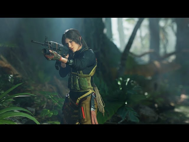 Shadow of the Tomb Raider – The Forge Trailer [PEGI]