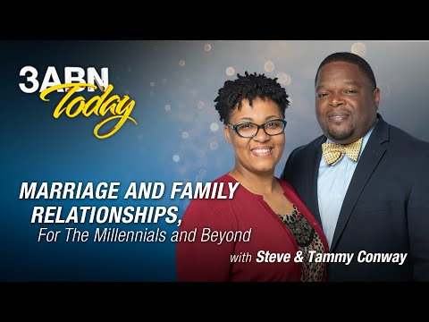 "3ABN Today Live - ""Marriage And Family Relationships, For The Millennials And Beyond"" (TDYL190028)"