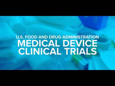 Medical Device Clinical Trials