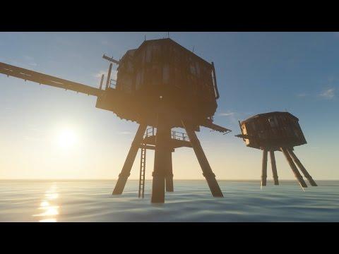 SEA FORTS! - Stranded Deep