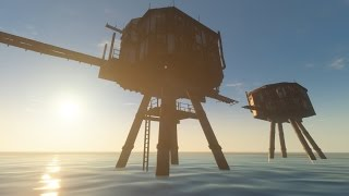 SEA FORTS! - Stranded Deep