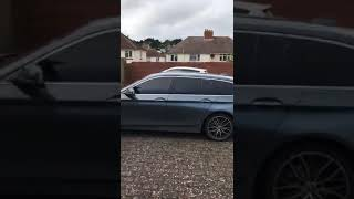 Sad and funny story about BMW F11 520d from Beaver in UK