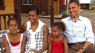 Obama Family Flashback: Malia Reveals The Advice She Gave Her Dad