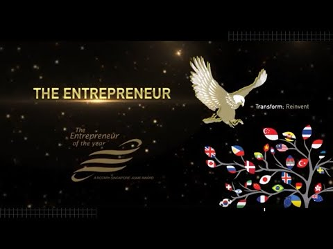Entrepreneur of the Year - Channel News Asia episode