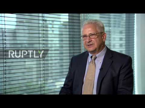 Russia: US Russian Chamber of Commerce president comments on