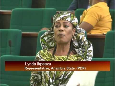 Nigeria House if Representatives Debate On Local Manufacturers Bill