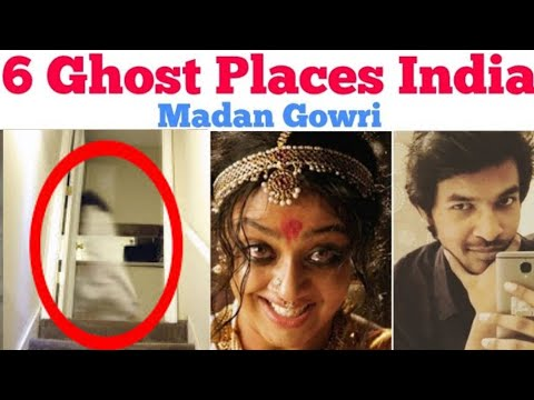 6 Ghost Places in India | Tamil | Madan Gowri | MG